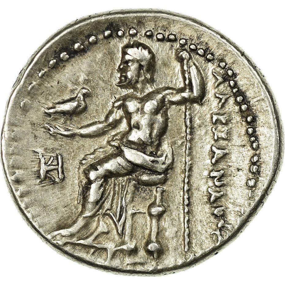 Tetradrachme Alexandre - votre avis demande  65a46410