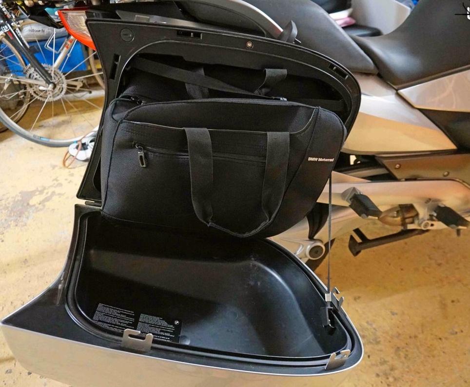 Vente de 2 sacoches intérieures valises RT 1200 Rt-val10