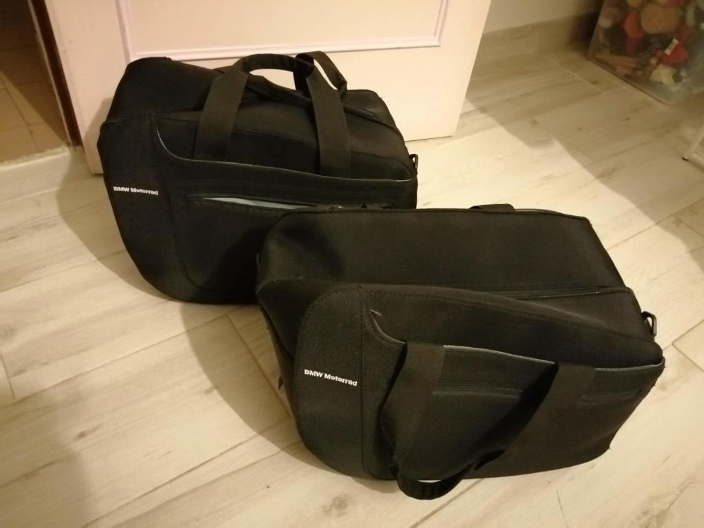 Vente de 2 sacoches intérieures valises RT 1200 Rt-val11