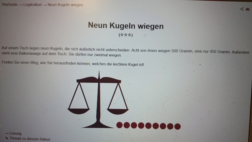Rätsel und Denksportaufgaben Neun_k10