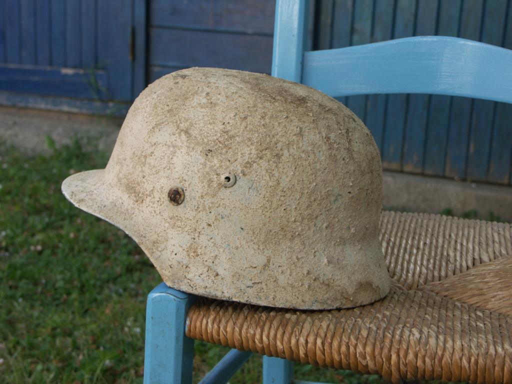 casque allemand camouflé blanc  Pict2211