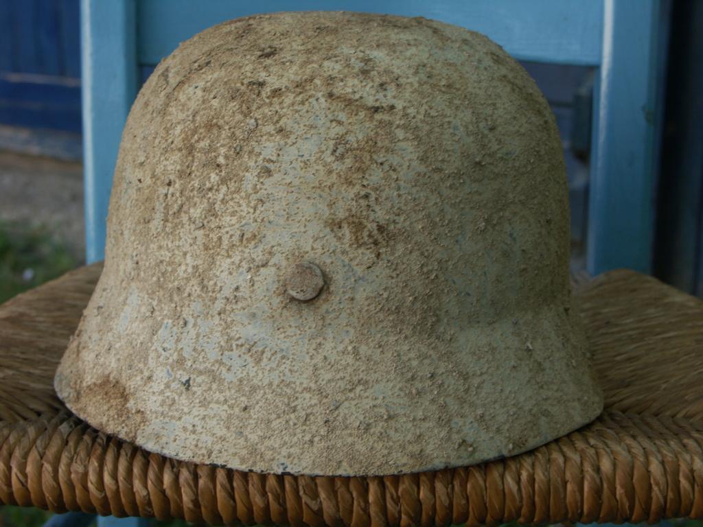 casque allemand camouflé blanc  Pict2213