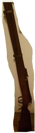 Fusil inconnu Fr110
