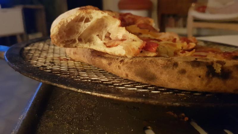 Travail de la pâte.  20200823