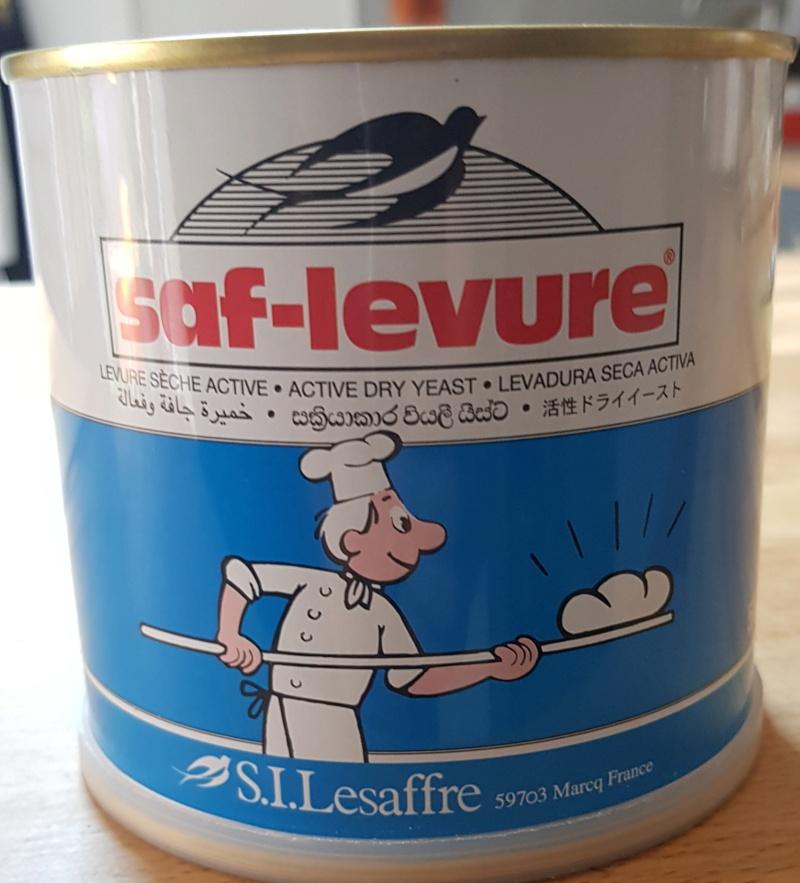 Levure SAF Instant 20210715
