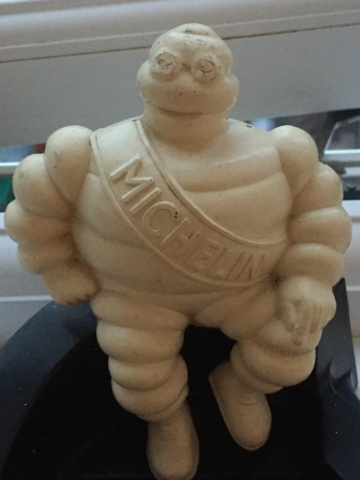 Michelin Man Ashtray  28763e10