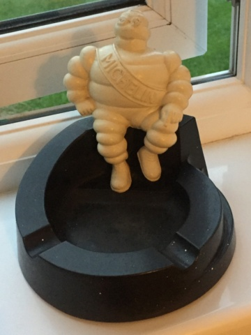 Michelin Man Ashtray  90963010