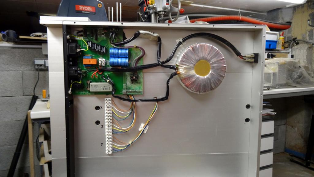 Modification d'une petite CNC Kosy2 Kozy2-10