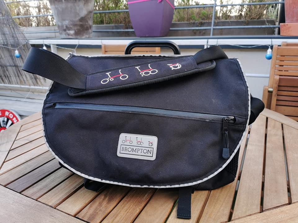 sacoche S bag 20 L Brom310
