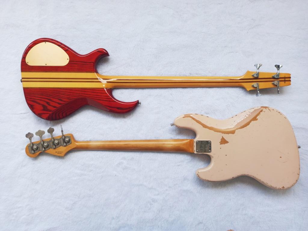 Fender Flea Signature Jazz Bass + Ária Pro SB900 83 Img_2013