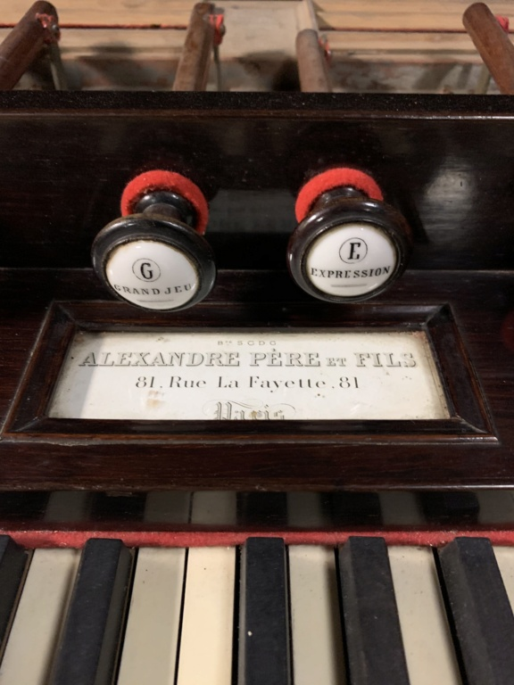 Harmonium Alexandre (Calvados 14) Ce8e3610