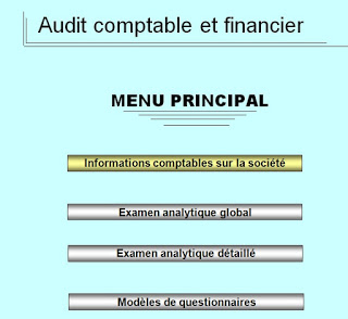 APPLICATION AUDIT COMPTABLE ET FINANCIER Applic10