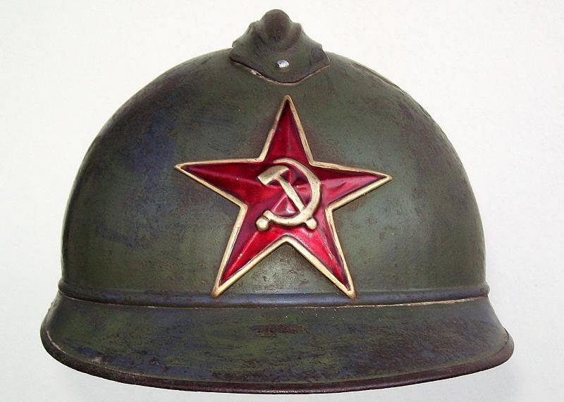 Adrian RKKA Helmet30
