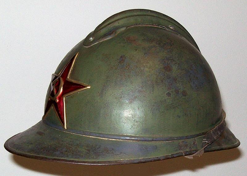 Adrian RKKA Helmet31