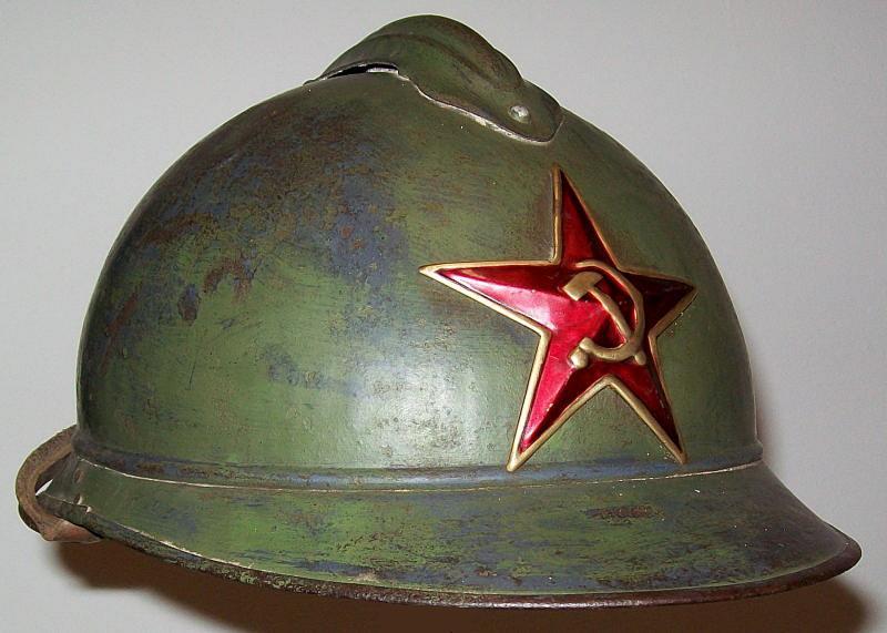 Adrian RKKA Helmet34