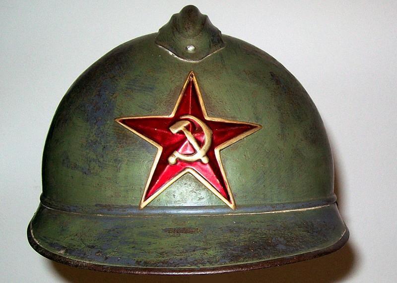 Adrian RKKA Helmet35