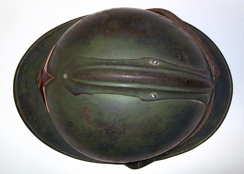 Adrian RKKA Helmet36