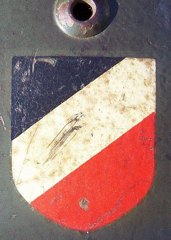 Casque Mod.35 DD SE66 3137 Heer Helmet46