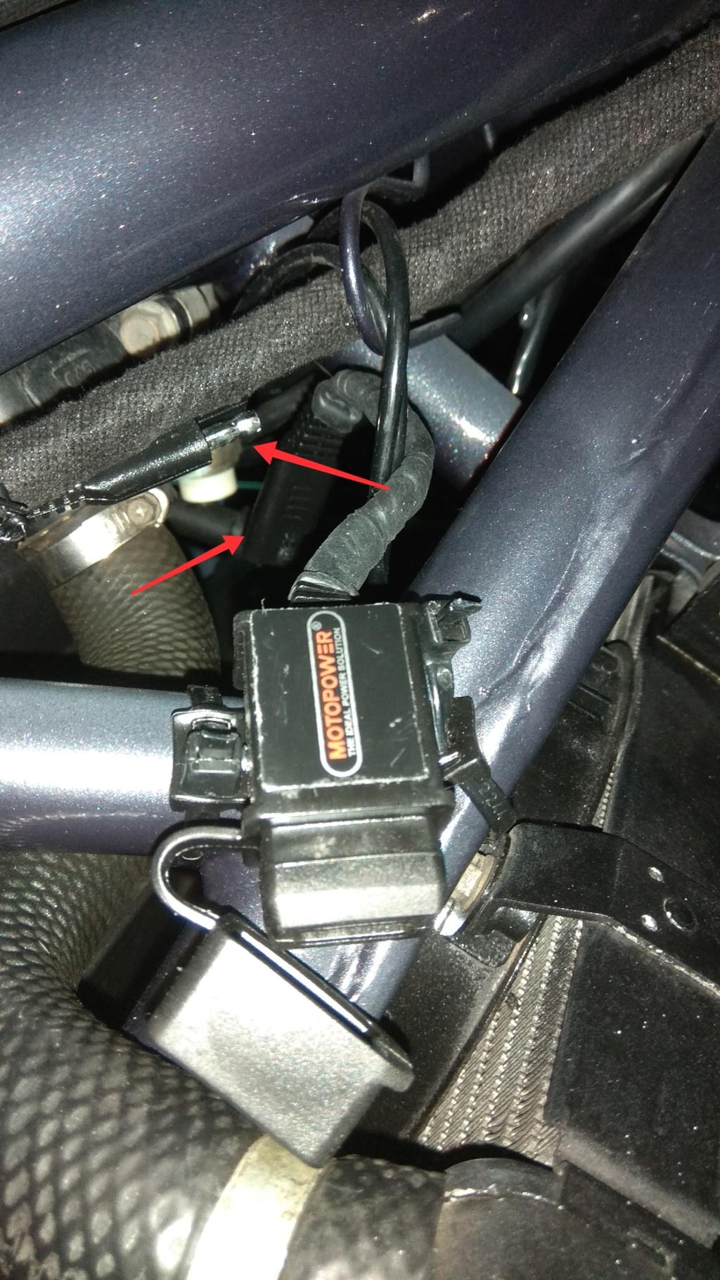 Cargador de movil para la moto Cargad14