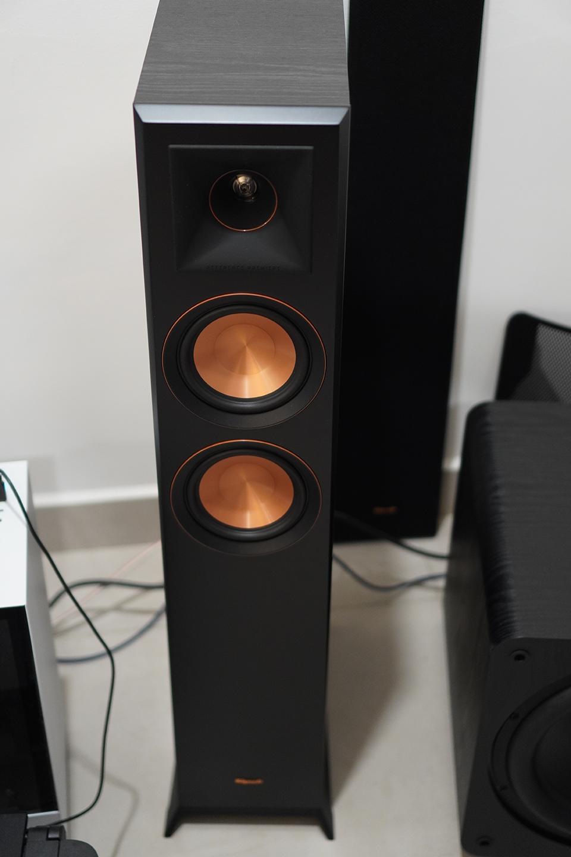 Klipsch RP-5000F Floorstanding Speakers. Speake10
