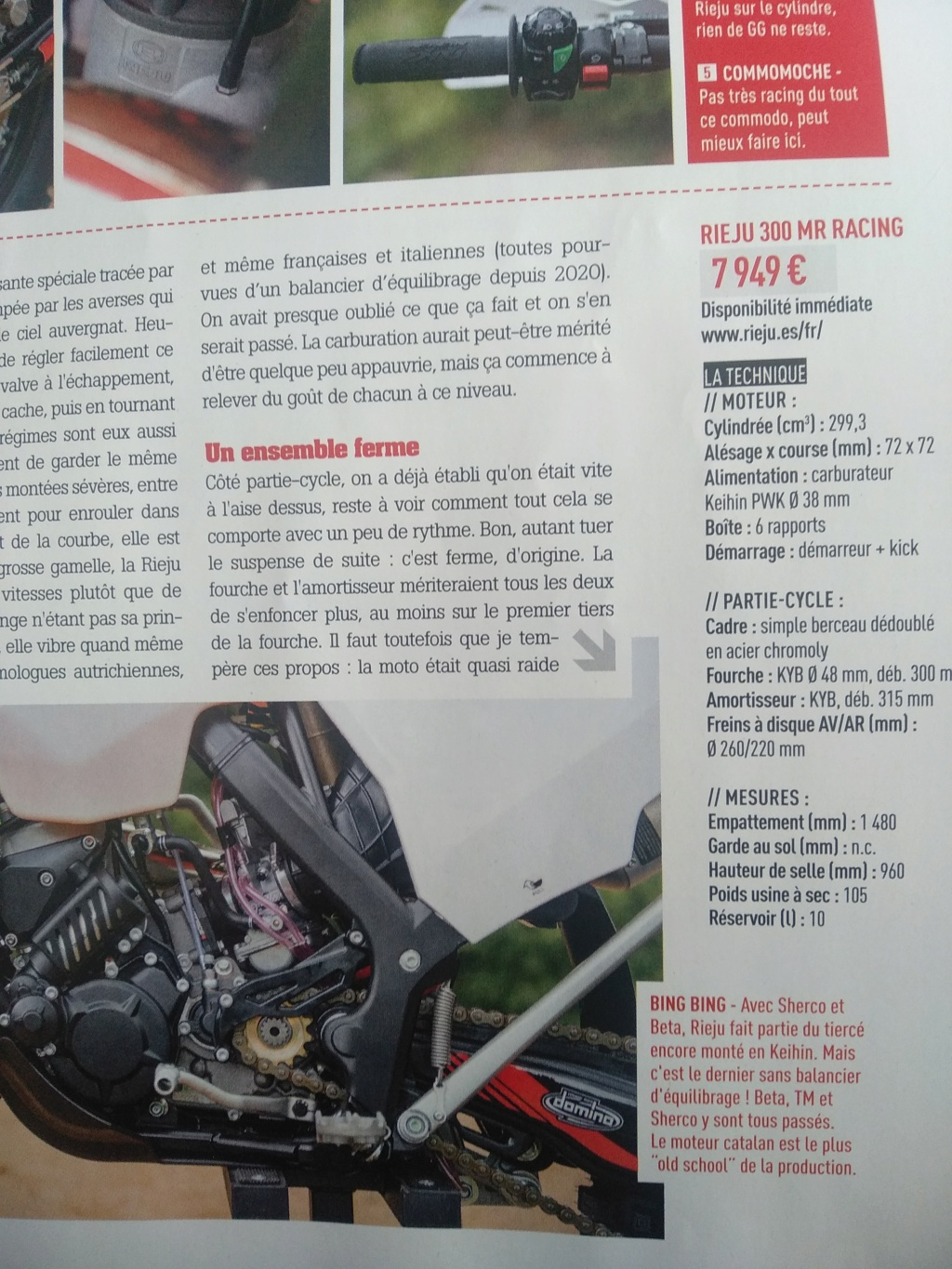 SHERCO 2T 2021 - Page 3 16045711