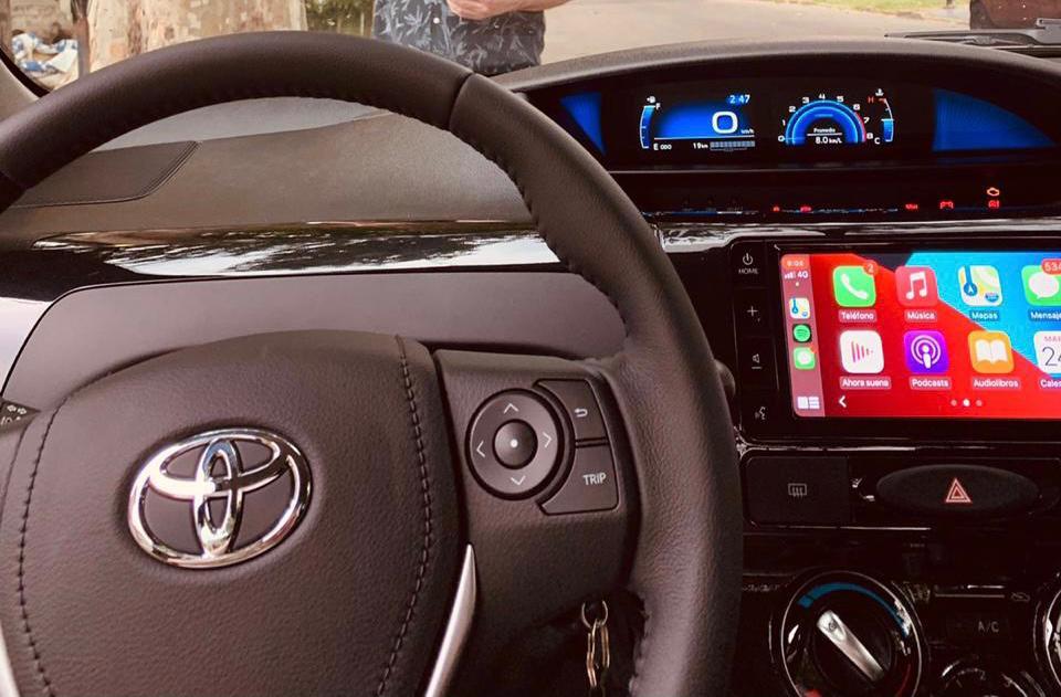 Toyota Etios 2021: actualizaciones en audio y conectividad Etios_12