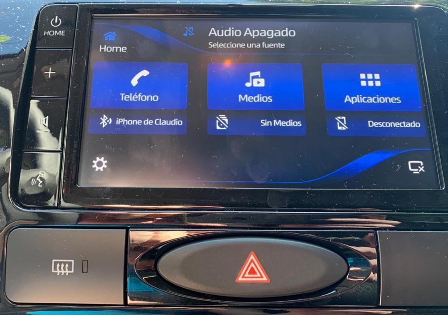 Toyota Etios 2021: actualizaciones en audio y conectividad Multim10