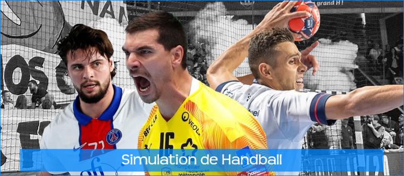 Simulation de Handball