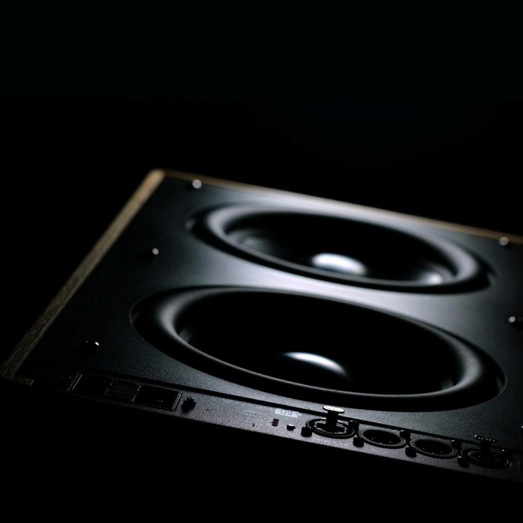 I diffusori 8c di Dutch & Dutch ed il Boundary Coupled Bass 14769210