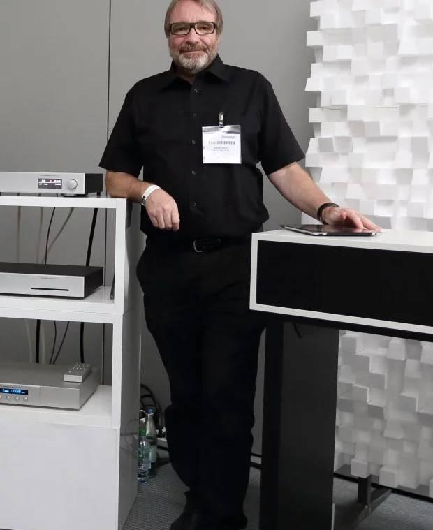 Daniel Weiss vince il GRAMMY 2021 per la tecnologia Daniel11