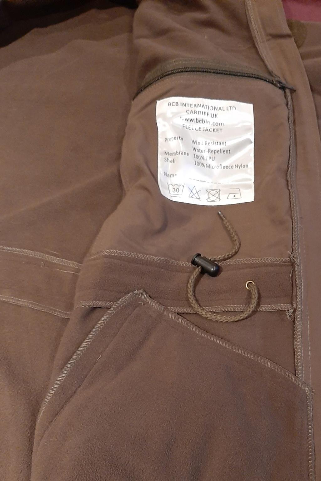 BCB Austrian Army type fleece review 20210110