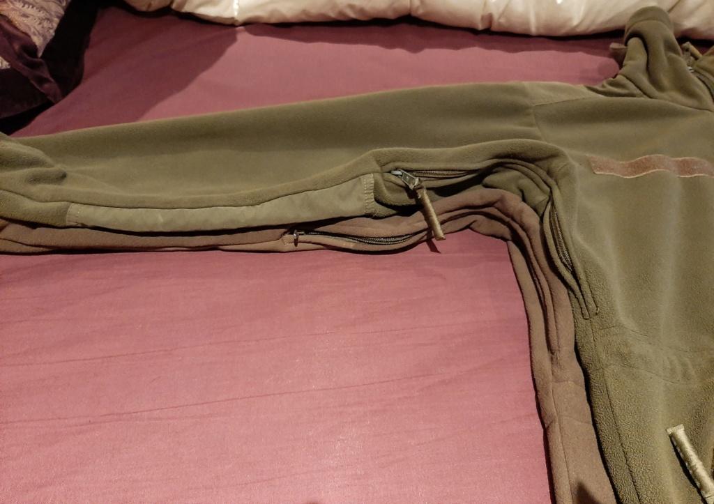 BCB Austrian Army type fleece review 20210111