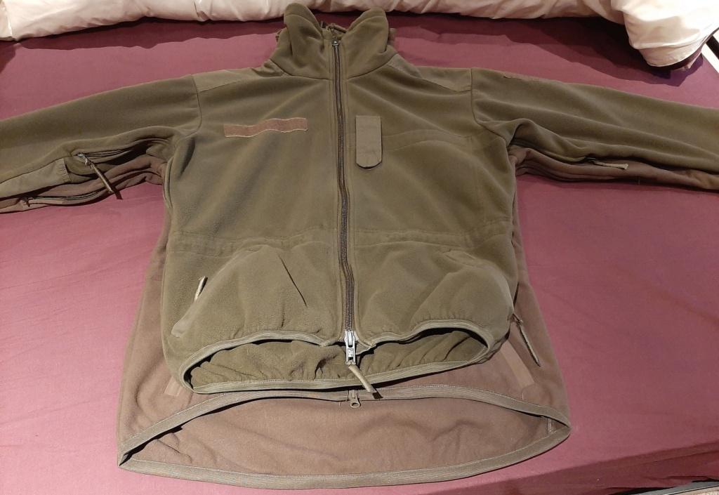 BCB Austrian Army type fleece review 20210112
