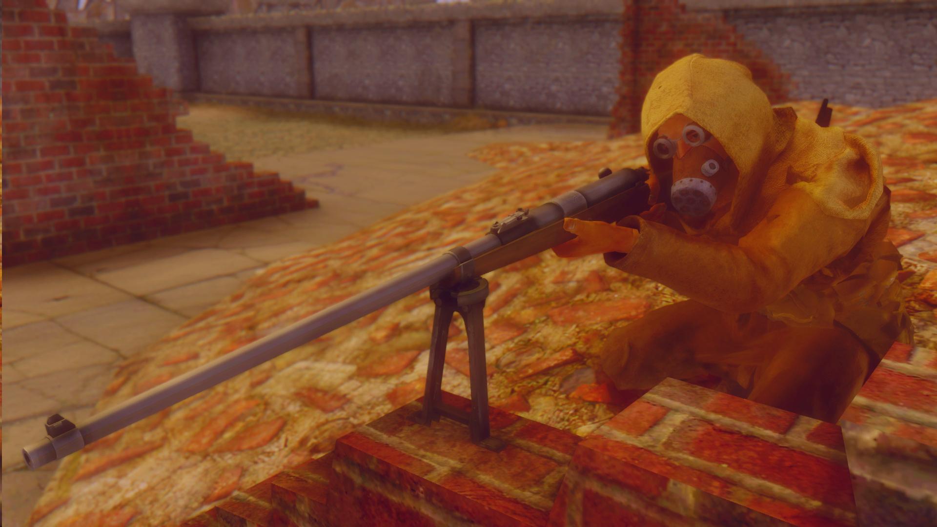 Hans get the Tankgewehr  Fnv-ta10