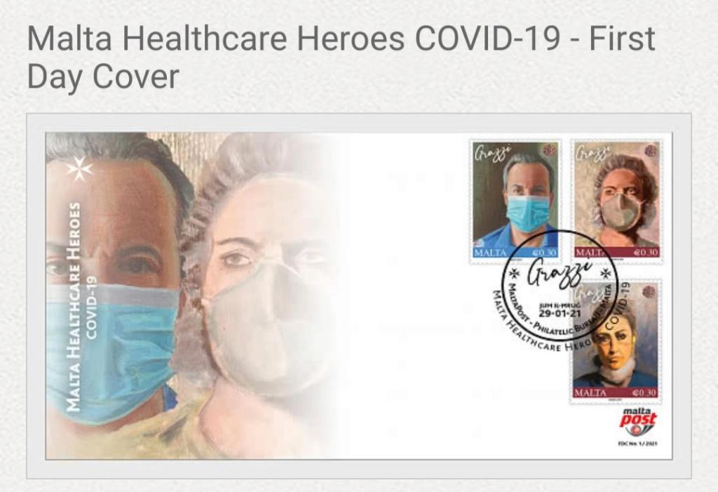 ¿Coronavirus en filatelia? - Página 11 20210210