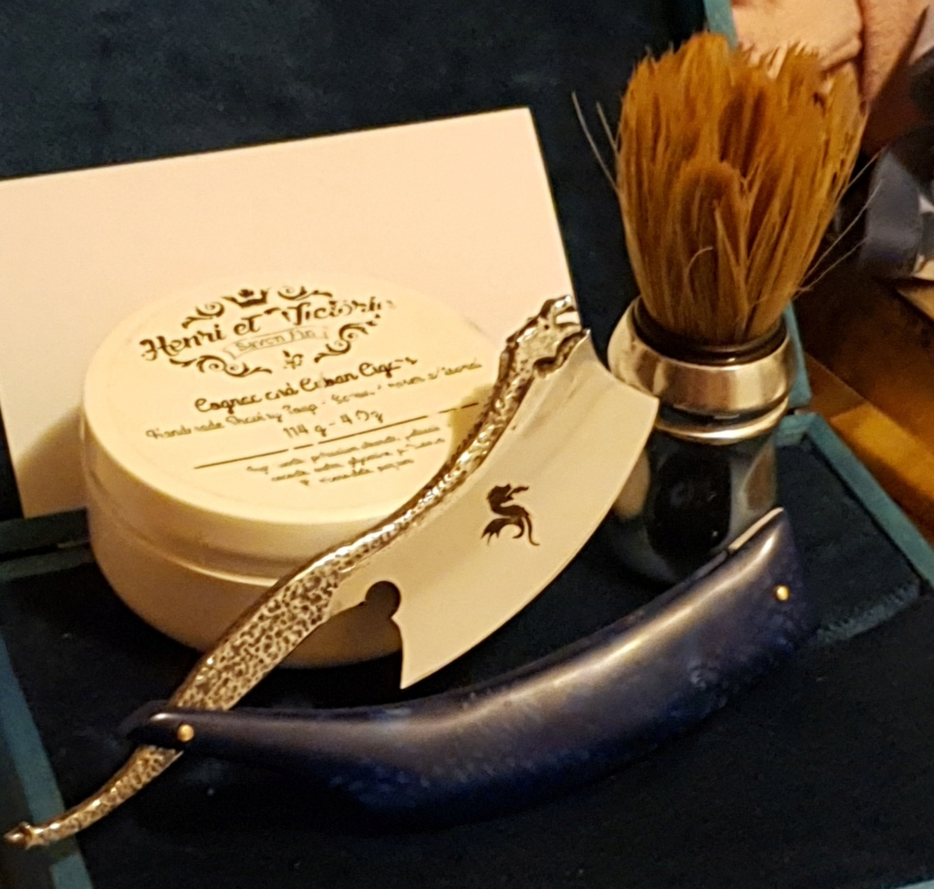 Shave of the Day / Rasage du jour - Page 2 20210315