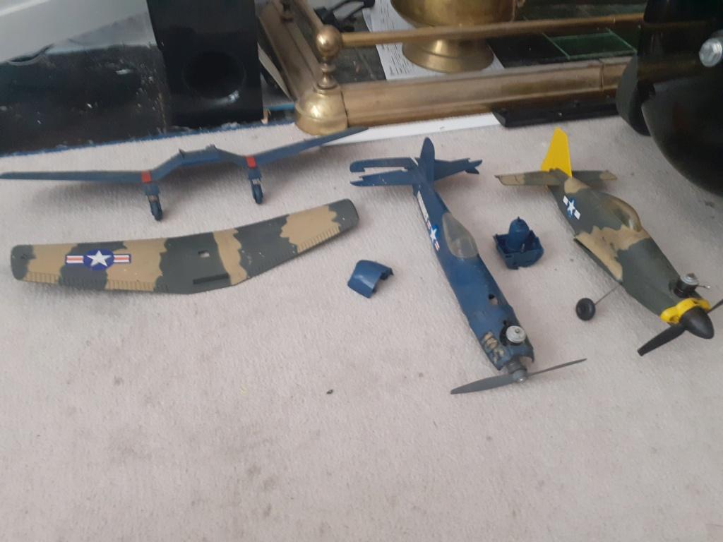 Cox Powered Pair of Corsairs 20210429