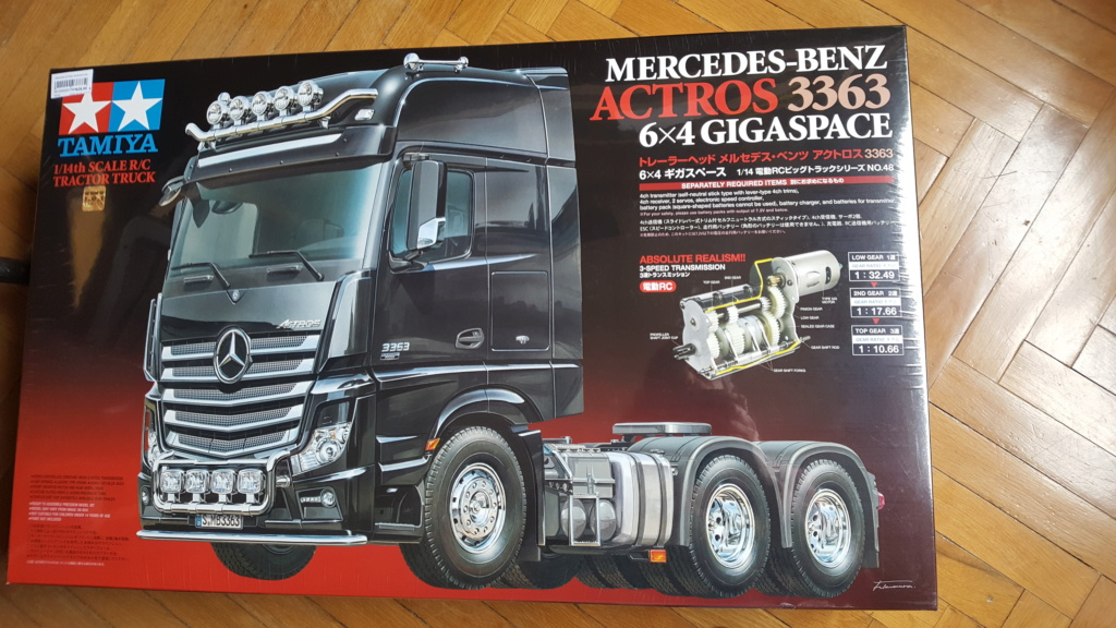 Mercedes 3363 Gigaspace 6x4 20210410