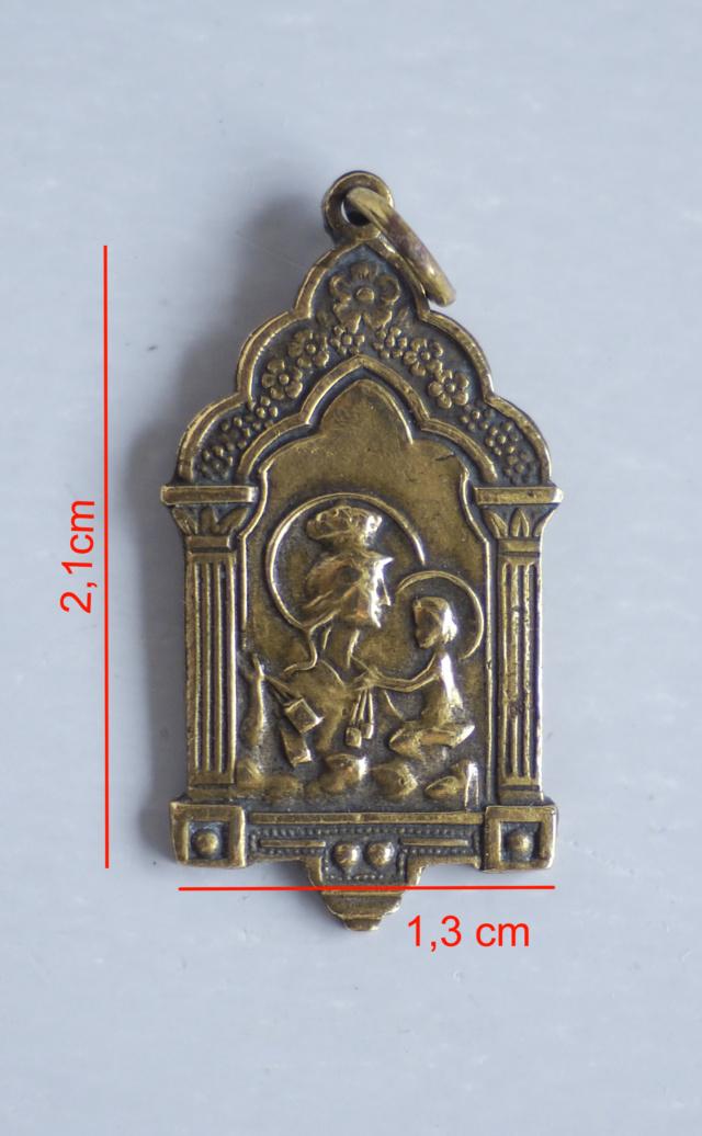 Medalla Virgen del Carmen 416