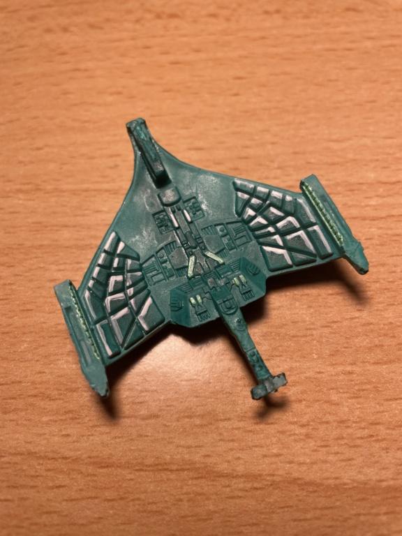 Meine romulanische Mini Flotte Img_5111