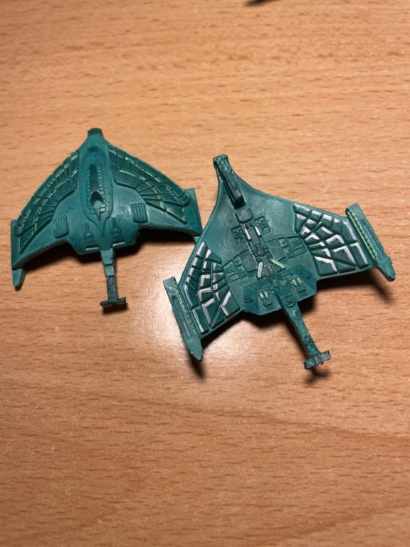 Meine romulanische Mini Flotte Img_5113