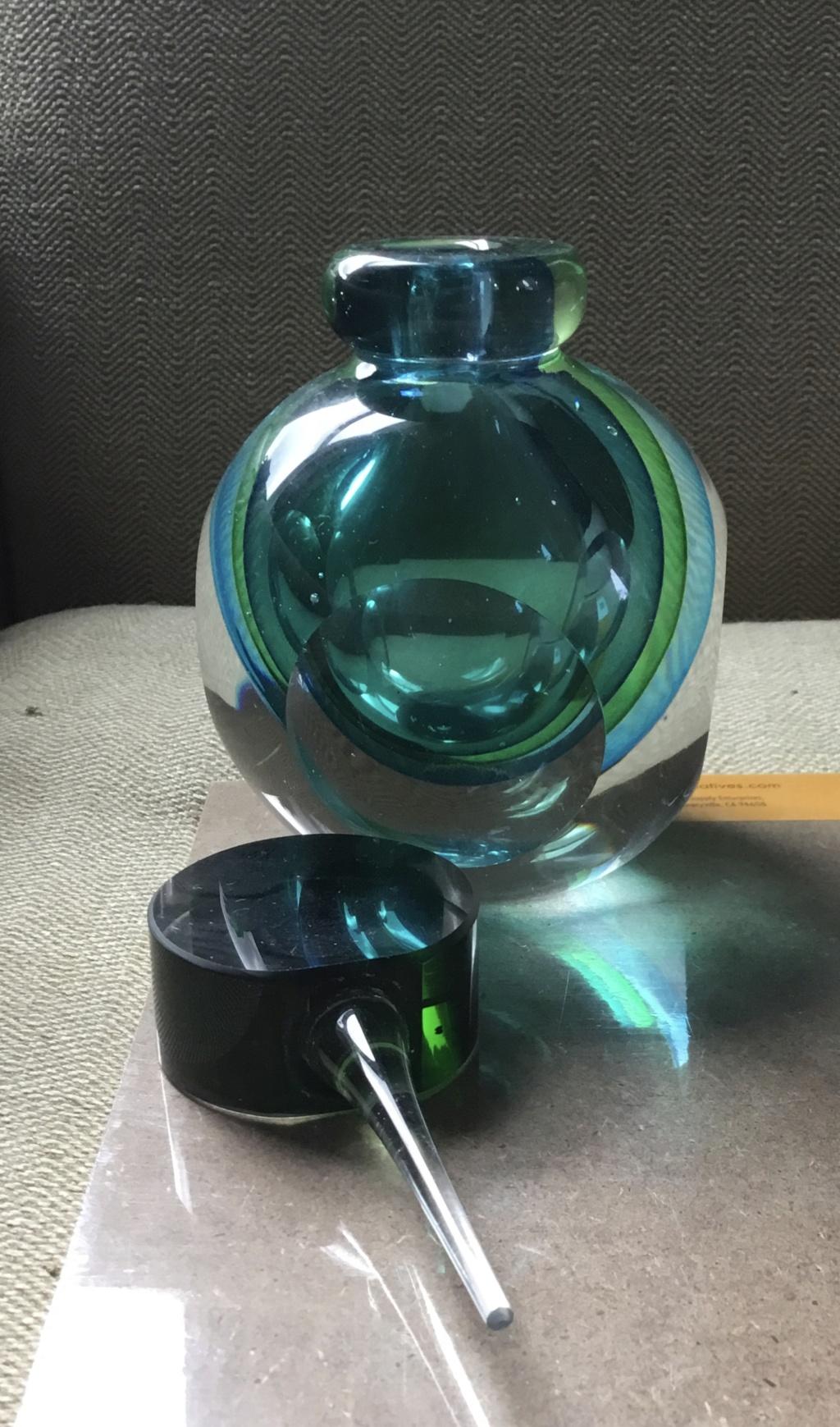 Murano perfume bottle ? A70ee810