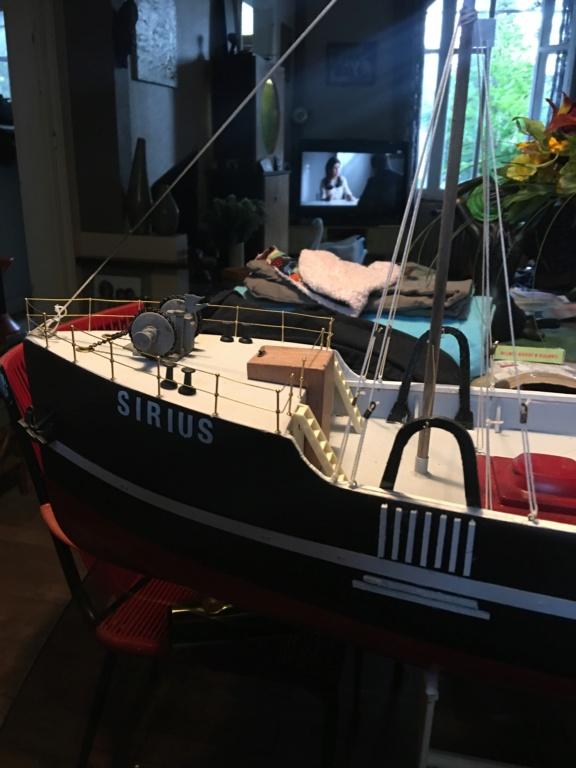 Les bateaux de Tintin par Gilles-Marc C256e810