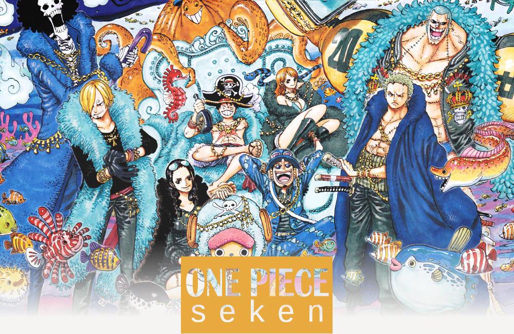 One Piece Seken