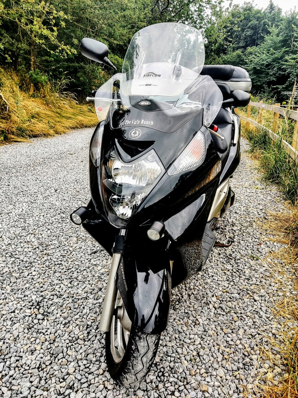 MikeO's Honda Silverwing moves on Img_2019
