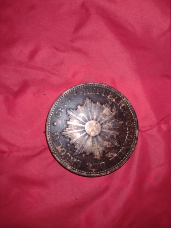 Moneda de 1869 16304010