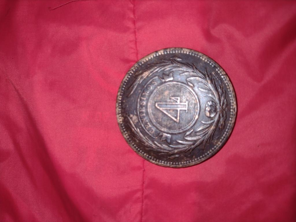 Moneda de 1869 16304012