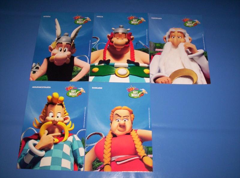 Cartes postales Parc Astérix 102_4339