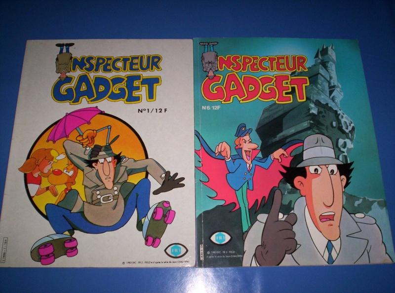 Magazines Inspecteur Gadget 102_4358