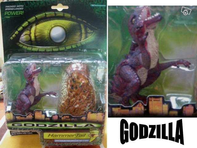 "figurines ""Godzilla"" 1998 37583110"